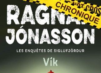 Ragnar JONASSON - Enquetes de Siglufjordur - Vik-