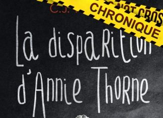 C. J. TUDOR - La disparition Annie Thorne-
