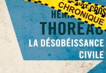 Henry-David THOREAU - desobeissance civile