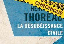 Henry-David THOREAU - desobeissance civile