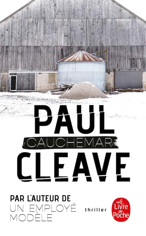 Paul CLEAVE : Cauchemar