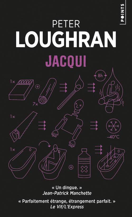 Peter LOUGHRAN : Jacqui