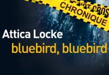 Attica LOCKE : Bluebird, bluebird