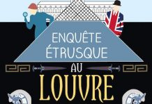Carole DECLERCQ : Enquête au Louvre