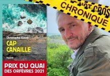 Christophe GAVAT : Cap Canaille - Prix Quai des Orfèvres 2021