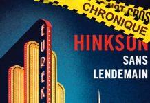 Jake HINKSON : Sans lendemain