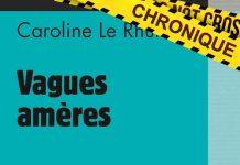 Caroline LE RHUN - Vagues ameres