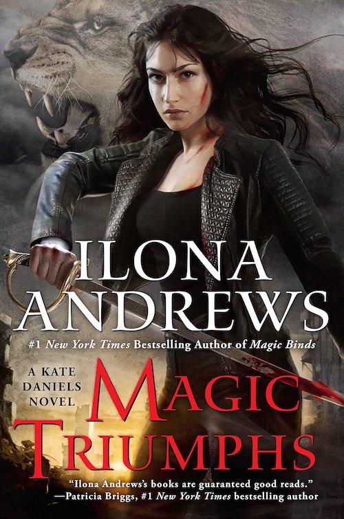 Ilona ANDREWS - Kate Daniels - 10 - Triomphes magiques