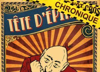 Bill GRIFFITH : Tête d'épingle