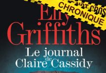 Elly GRIFFITHS - Le journal de claire Cassidy