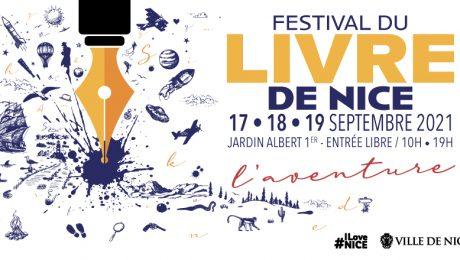 Festival du Livre à Nice