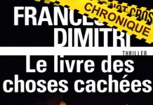 Francesco DIMITRI - Le livre des choses cachees-