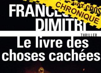 Francesco DIMITRI - Le livre des choses cachees-