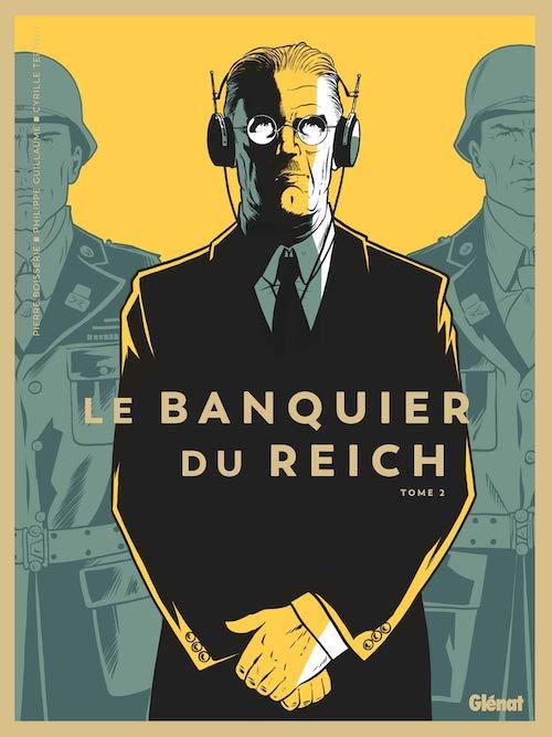 Le banquier du Reich - Tome 2