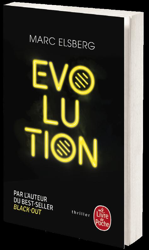 Marc ELSBERG : Évolution