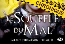 Patricia BRIGGS : Mercy Thompson - 11 - Le souffle du mal
