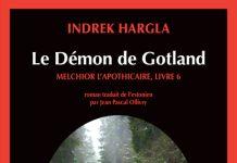 Indrek HARGLA : Série Melchior l'apothicaire - 06 - Le Démon de Gotland