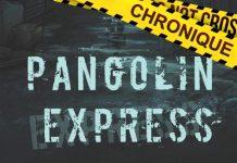 Maxime GILLIO - Pangolin express