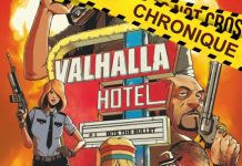 Valhalla Hotel : Tome 01 - Bite the bullet