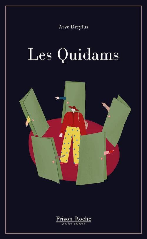 Ayre DREYFUS : Les Quidams