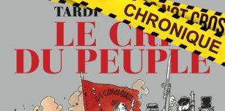 Jacques TARDI et Jean VAUTRIN : Le cri du peuple (INT)