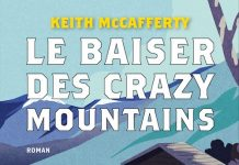 Keith McCAFFERTY : Le baiser des Crazy Mountains