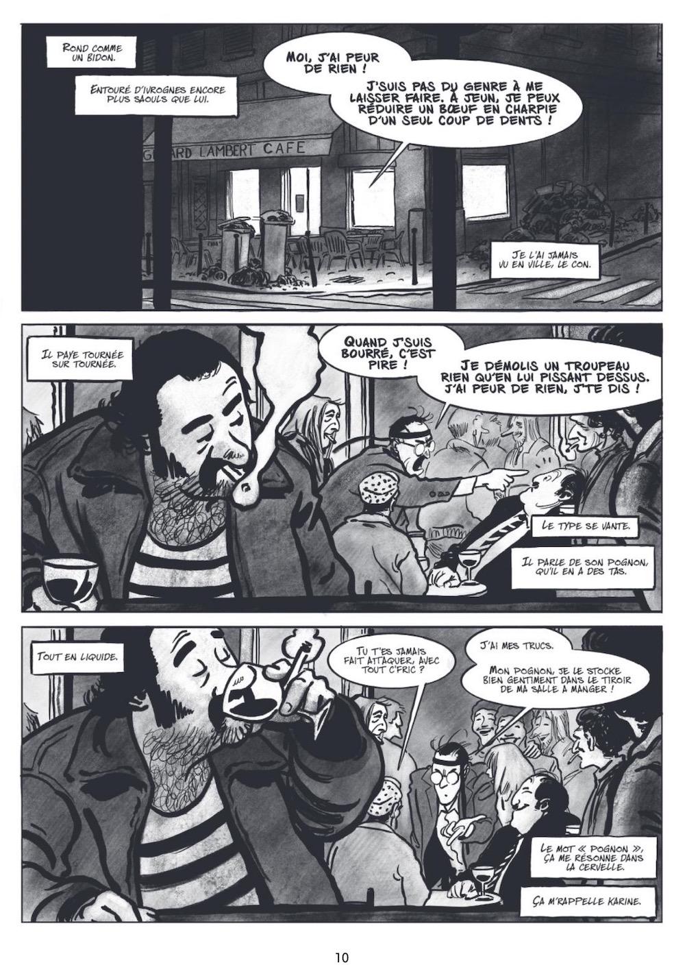 Robin RECHT et Matthieu ANGOTTI : La cage aux cons
