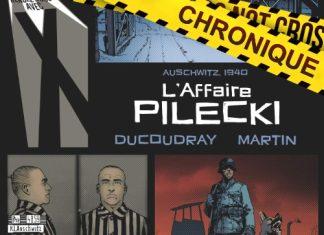 Rendez-vous avec X - affaire Pilecki
