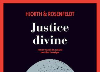 HJORTH et ROSENFELDT - Sebastian Bergman - 06 - Justice divine-