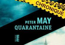 Peter MAY : Quarantaine