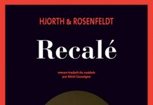 HJORTH et ROSENFELDT : Sebastian Bergman - 05 - Recalé