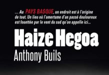 Anthony BUILS : Haize Hegoa