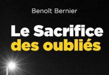 Benoît BERNIER : Le sacrifice des oubliés