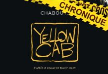 CHABOUTÉ : Yellow cab