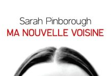 Sarah PINBOROUGH : Ma nouvelle voisine