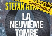 Stefan AHNHEM : La neuvième tombe