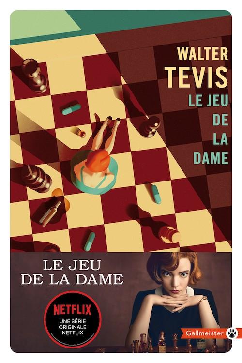Walter TEVIS : Le jeu de dame