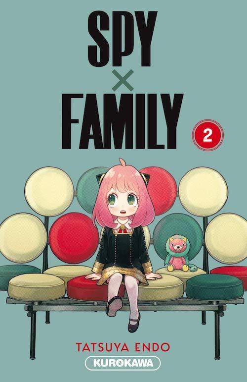 Tatsuya ENDO - Spy X family - 02