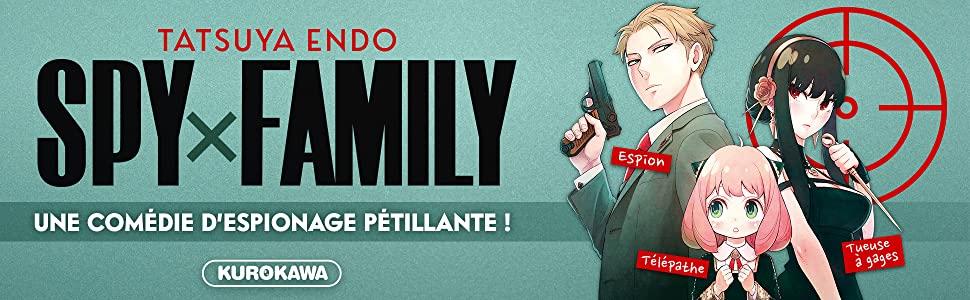 Tatsuya ENDO - Spy X family