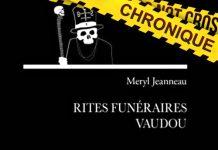Meryl JEANNEAU : Rites funéraires vaudou
