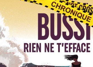 Michel BUSSI : Rien ne t'efface