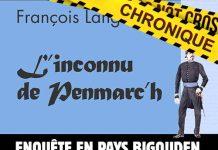 François LANGE : Les enquêtes de Fañch Le Roy - 05 - L'inconnu de Penmarc'h