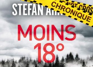 Stefan AHNHEM : Moins 18°