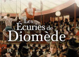 Sylvain LARUE : Une enquête de Léandre Lafforgue - 06 - Les écuries de Diomède
