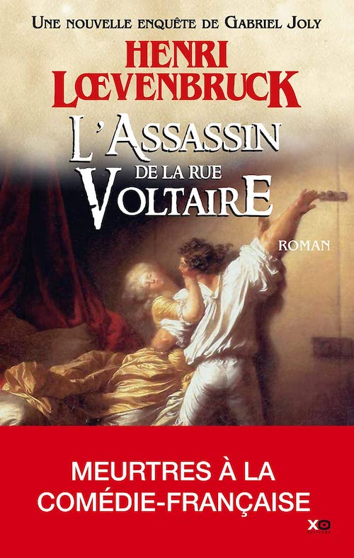 Henri LOEVENBRUCK : Aventure de Gabriel Joly - 03 - L'assassin de la rue Voltaire