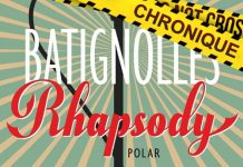 Maxime GILLIO : Batignolles Rhapsody
