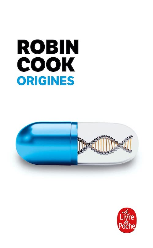 Robin COOK : Origines