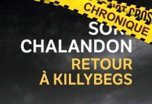 Sorj CHALANDON : Retour à Killybegs