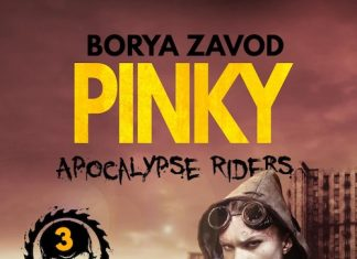 Zadov BORYA : Apocalypse riders - 03 - Pinky